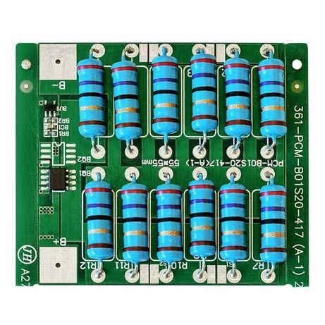 Balancing Circuit module for LiFePO4 cells - voltage 3.60V.