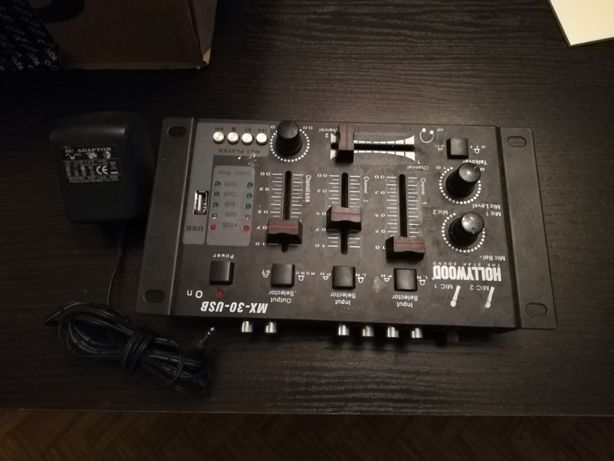 Mixer Hollywood MX-30 Z USB