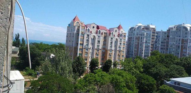 Продам 2х комнатную квартиру на Французском бульваре с видом на море!