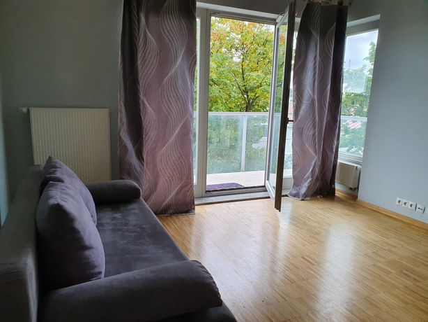 Wynajmę mieszkanie, 2 pok 50m2, Poznań Zawady