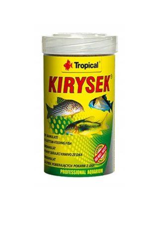 TROPICAL KIRYSEK 100ml pokarm dla ryb Strefy dennej kirys glonojad
