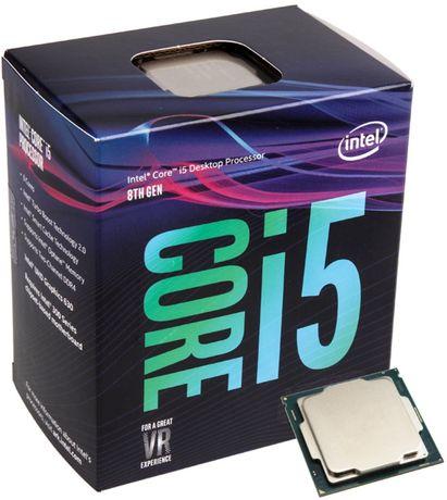 Intel i5 8400 + cooler