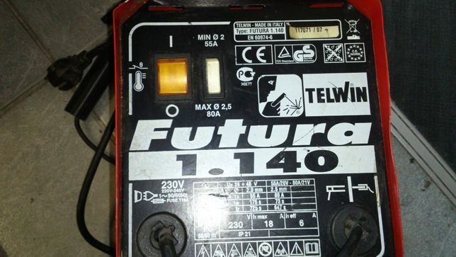 SPAWARKA telwin Ffutura 1.140