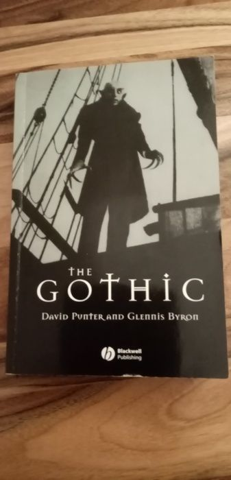 The Gothic, David Punter and Glennis Byron
