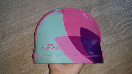 Nabaiji Франция разноцветная шапочка для плавания, бассейна