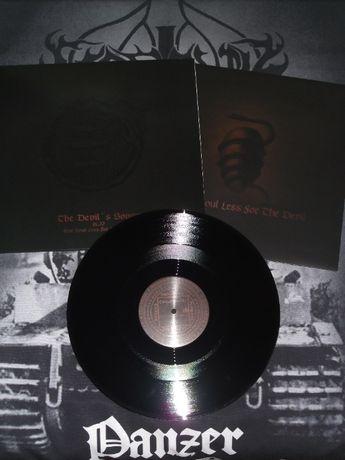 Cintecele Diavolui. The Devil's Songs pt II /LP Mortiis Ambient,Synth