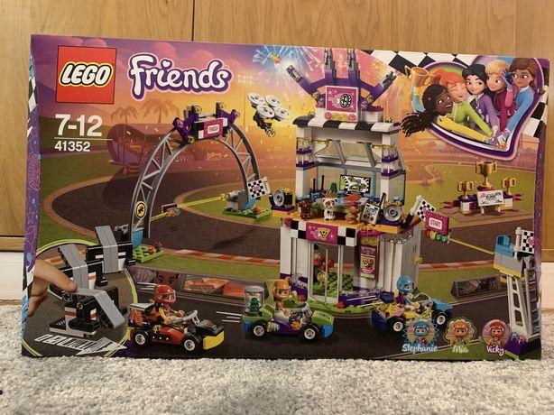 Lego Friends Novo Selado - dia da corrida