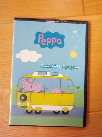 "Peppa ""Samochód kempingowy"" vcd"