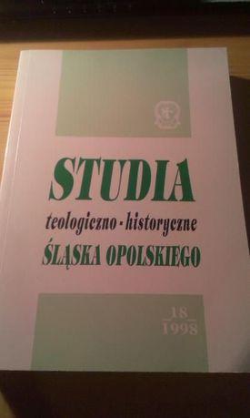 Studia Teologiczno-historyczne Śląska Opolskiego Tom 18 (1998)