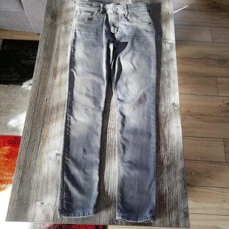 Jeansy dla chłopca h&m 158r.