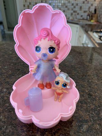 3 куклы LOL+питомец котик; кукла LOL оригинал; кукла Лол в идеале