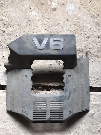 Кришка защита Мотора audi a6 c5 a4 v6 078103935.