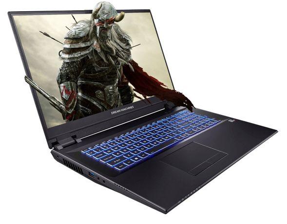 Ноутбук DREAM MACHINES RG2070-17 fhd/i7-10750H/16/RTX2070-8gb/1tbSSD/
