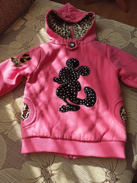Куртка, батник для дівчинки