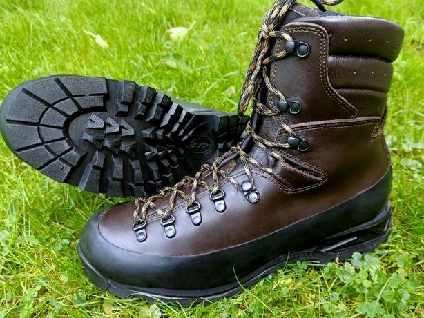Трекинговые горные ботинки, берцы Италия (Lowa Meidl)
