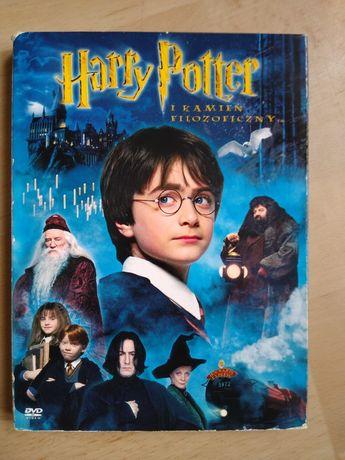 Film DVD - Harry Potter i kamień filozoficzny