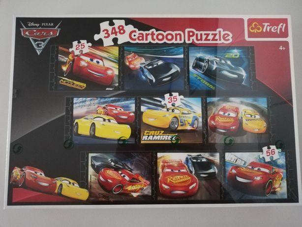 Puzzle Trefl Cars 348