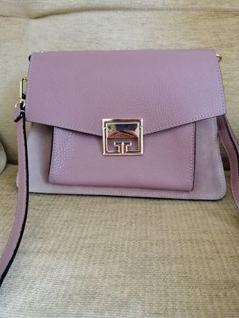 Продам кожаную Итальянскую сумку