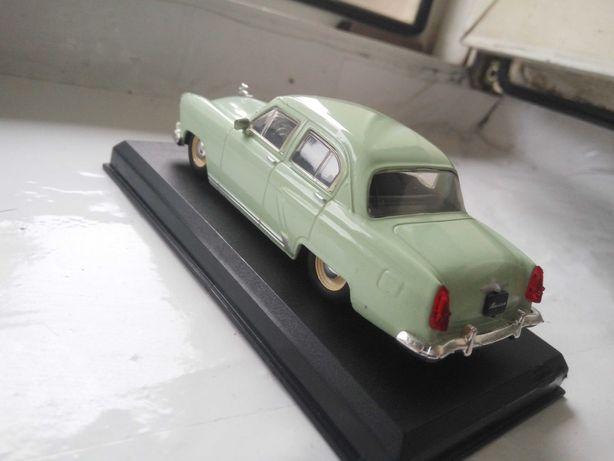 Продам масштабную модель 1:43 ГАЗ-21(old school) в идеальном состоянии