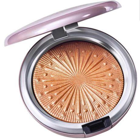 MAC cosmetics ROZŚWIETLACZ flore for the dramatic + cień sparktacular