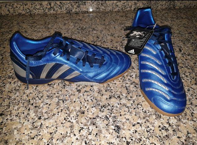 calçado - sapatilhas / tenis azuis - ADIDAS - tamanho 44 / 45 (NOVAS)