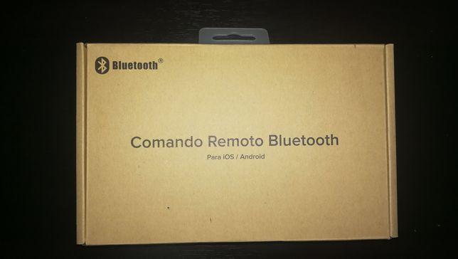 NOVO - KIT de Fotografia Bluetooth IOS / Android