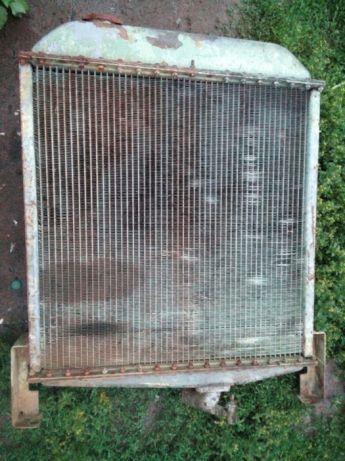 Радиатор компрессора, двигателя Алтаец, погрузчик, трактор