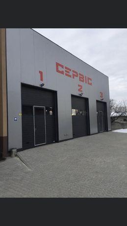 Ангар 14*30*6 (теплий), склад, спортзал, СТО, металоконструкція.