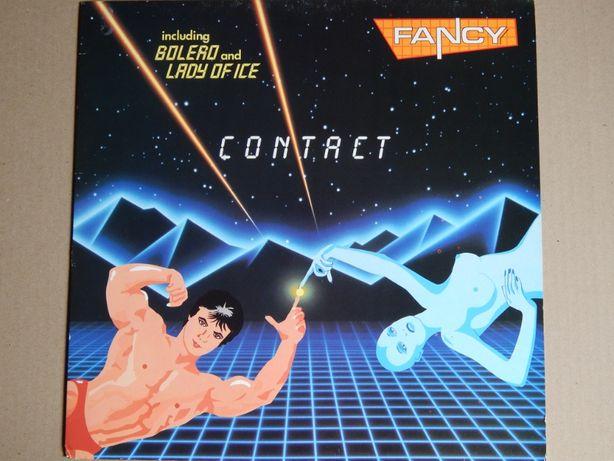 Fancy – Contact (Mega Records – MRLP 3043, Denmark) NM-/NM-