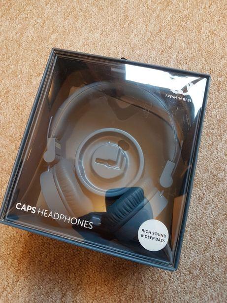Słuchawki nauszne Fresh 'n Rebel Caps Wireless Nowe