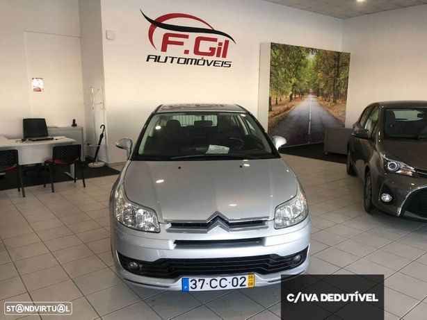 Citroën C4 VAN 1.6 HDi VTR (3P)