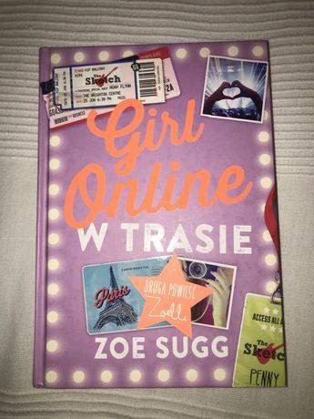 Książka Girl Online w trasie Zoe Sugg