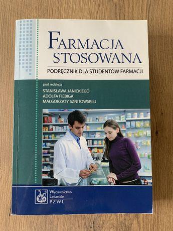Farmacja stosowana Janicki Fiebig PZWL