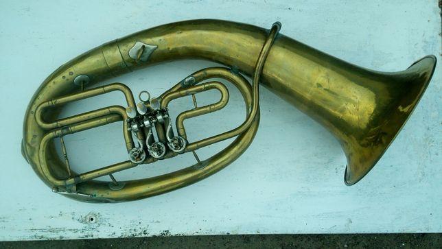 продам духовую труба трубу(баритон,альт,корнет)