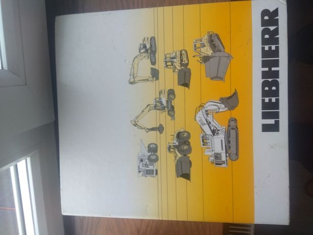 Katalog części Liebherr 566