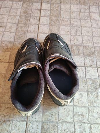Sapatos Shimano spd