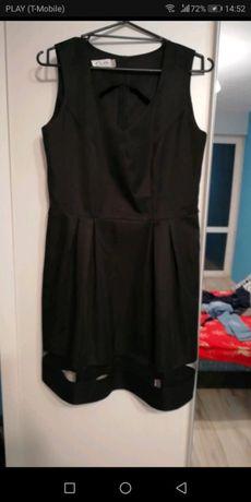 Sukienka czarna r. 40
