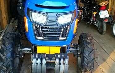 Продам мини трактор Т 240 ТРК Х