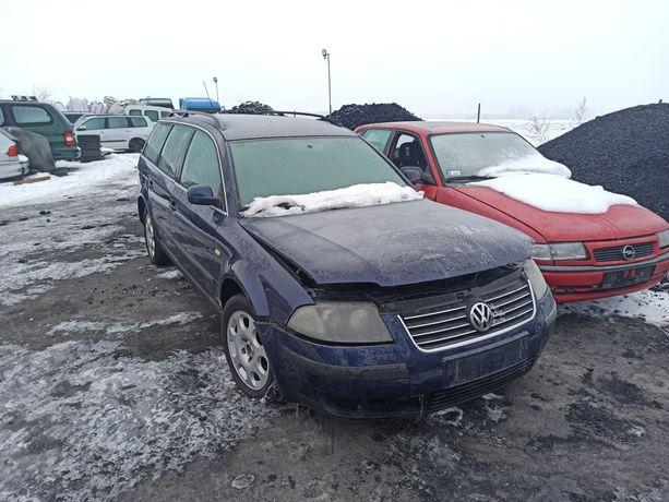 VW Passat B5 Lift zderzak przód stan db Kompletny Wysyłka