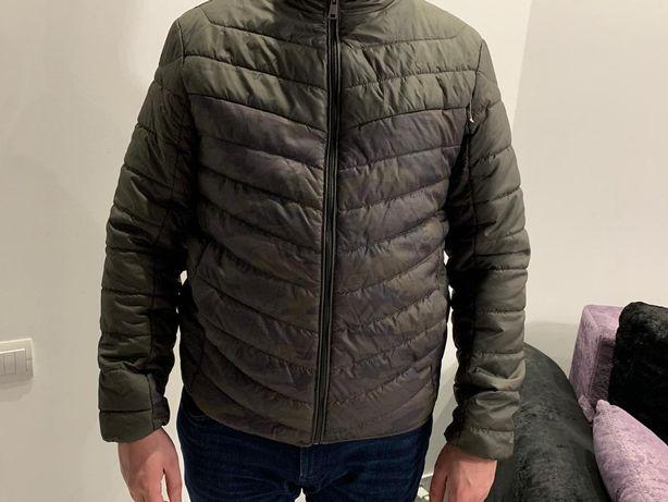 Куртка осенняя цвета хаки