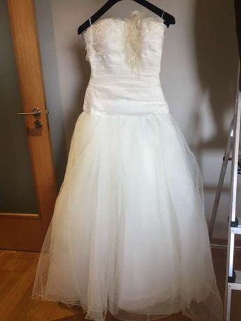 Vestido de Noiva Penhalta