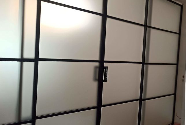Drzwi Ścianki Loftowe