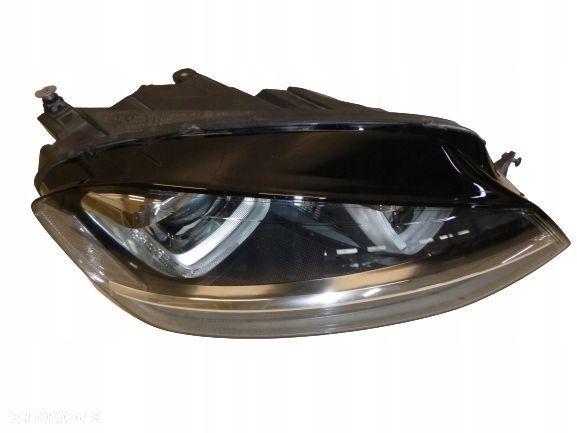 VW GOLF VII LAMPA REFLEKTOR XENON LED PRAWY PRZÓD