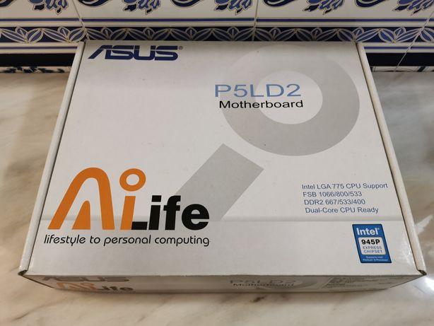 Motherboard ASUS P5LD2