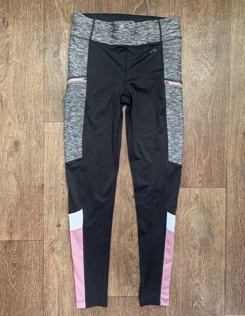 Спротивные лосины штаны для спорта леггинсы с