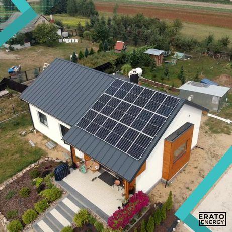 Fotowoltaika! 9.625 kWp za 34 300.00zł (JinKo Solar FB 385W + SOFAR)