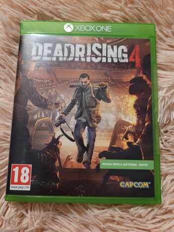 Deadrising 4 na Xbox One