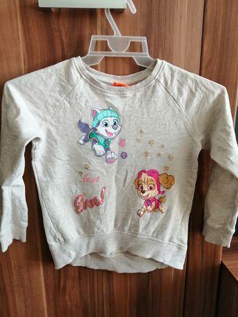 Bluza dla dziewczynki Psi Patrol