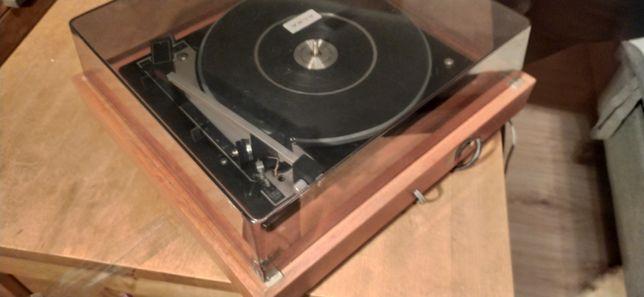 Gramofon ALBA BSR P128 NOWA igła