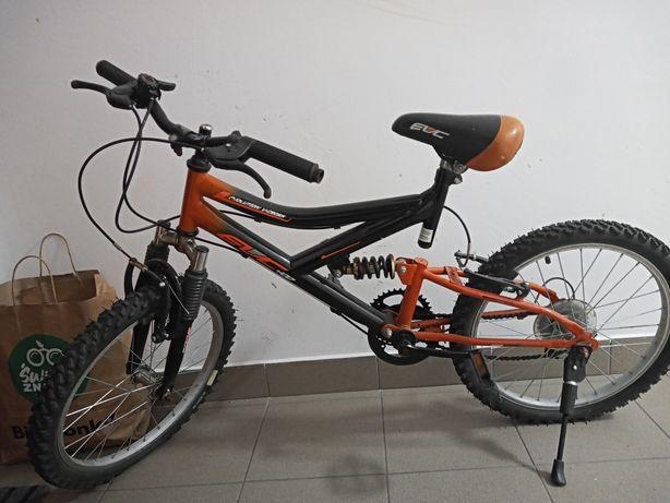 REZERWACJA Rower dziecięcy używany